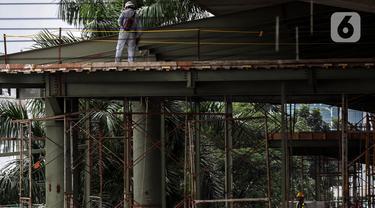 Proyek Pembangunan Skybridge CSW