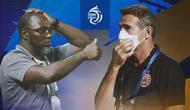 BRI Liga 1 - Duel Pelatih - Persipura Jayapura Vs Persija Jakarta (Bola.com/Adreanus Titus)