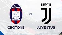 Liga Italia: Crotone vs Juventus. (Bola.com/Dody Iryawan)