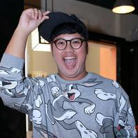 """Setelah sukses memerankan salah satu tokoh di sinetron """"Ganteng-Ganteng Serigala"""", nama Ricky Cuaca kini telah semakin dikenal. (Galih W. Satria/Bintang.com)"""