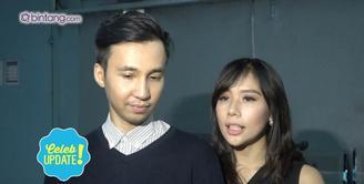 Cherly eks Cherrybelle dan calon suaminya, Arthur Panjaitan menceritakan foto prewedding dadakan di Jepang.