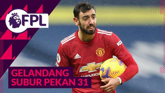 Cover Tips FPL,  5 Gelandang Subur ini Patut Dicoba Sebagai Kapten di Pekan 31 Liga Inggris