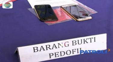 Seorang pria di Semarang, Jawa Tengah cabuli anak tetangga dari korban kelas 6 SD hingga korban menginjak kelas 3 SMA.