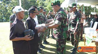 Citizen6, Purwakarta: TMMD ke-88 pada 2012 ini di wilayah Kodam III/Siliwangi akan berlangsung  selama tiga minggu (23 Mei s.d. 12 Juni) dilaksanakan di enam wilayah Kodim. (Pengirim: Pendam3)