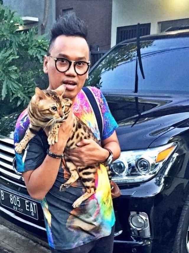 Artis Tanah Air Pelihara Kucing Harga Fantastis