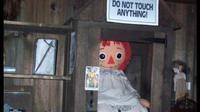 Boneka populer karena kisah mistis dibaliknya.
