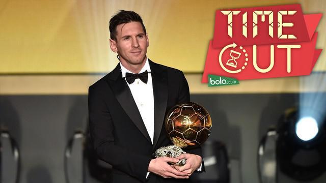 Video mantan gelandang Barcelona, Ronaldinho, jagokan Lionel Messi sebagai pemain terbaik dunia 2016 versi FIFA.