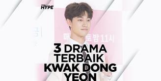 3 Drama Korea Kwak Dong Yeon yang Wajib Ditonton