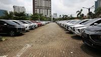 Sederet Mitsubishi Xpander modifikasi menghiasi seri pamungkas Xpander Tons of Real Happiness. (MMKSI)