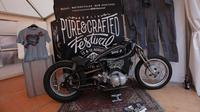 'Pure & Crafted Festival' akan digelar pada 18 Maret 2017 di BMW Motorrad Indonesia Flagship Store di Jalan TB Simatupang.