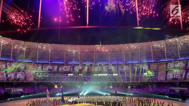 penutupan asian games 2019