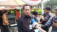 Direktur Utama Perusahaan Umum Badan Usaha Logistik (Perum Bulog) Budi Waseso atau Buwas. (Liputan6.com/Ady Anugrahadi)