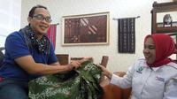Melalui Innovating Jogja 2019 yang digagas oleh Balai Besar Kerajinan dan Batik (BBKB), pelaku usaha diharapkan tidak hanya bisa menghasilkan produk secara teknis, melainkan juga mempelajari manajemennya. (Liputan6.com/ Switzy Sabandar)
