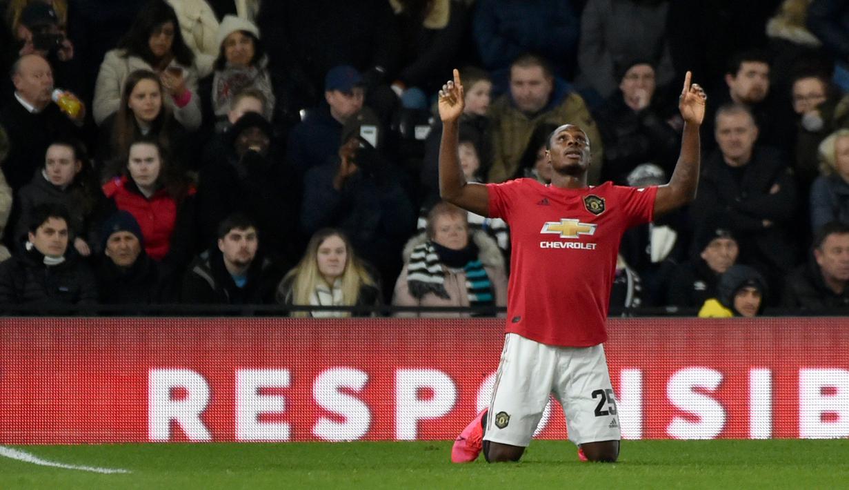 FOTO Manchester United Tekuk Derby County 3 0 Bola