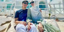 Alvin Faiz dan Henny Rahman (Instagram/alvin_411)