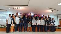 Pelantikan Duta Orang Baik RSCM, Jakarta Pusat, Kamis (12/3/2020).