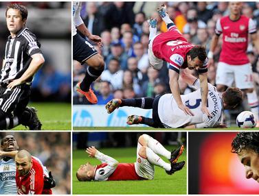 FOTO: 5 Pesepak Bola Liga Inggris yang Sinarnya Meredup Karena Cedera
