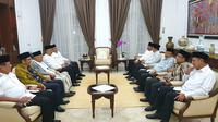 Pejabat negara dan pemimpin ormas Islam berkumpul di rumah Wapres Jusuf Kalla (Merdeka.com/ Muhammad Genantan Saputra)