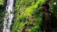 Air terjun Muru Esi di kawasan Taman Nasional Kelimutu, Ende, NTT, jadi salah satu destinasi wisata yang menarik dikunjungi (dok.instagram/@tamannasionalkelimutu/https://www.instagram.com/p/CJsEZMxHrup/Komarudin)