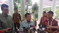 Wakil Presiden Jusuf Kalla (Liputan6.com/ Ahmad Romadoni)