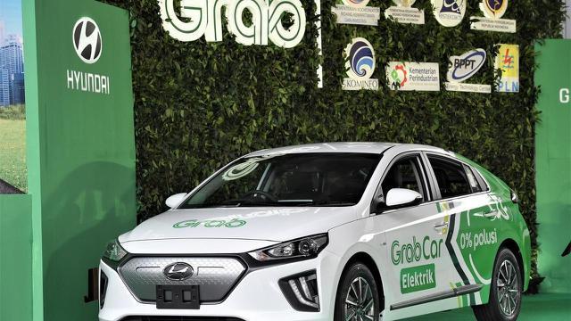 Ini Fakta-Fakta Tentang Mobil Listrik Hyundai IONIQ