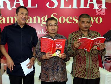 Bambang Soesatyo Luncurkan Buku Akal Sehat