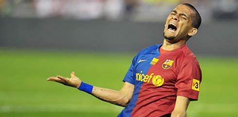 Dani Alves. (AFP/Diego Tuson)