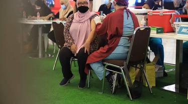 23 Ribu Dosis Vaksin Covid-19 Disuntikan ke Warga Kota Tangerang Perhari