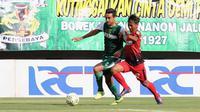 Persebaya menghajar Persinga dengan skor 8-0 dalam babak 32 besar Piala Indonesia di Stadion Gelora Bung Tomo, Surabaya, Sabtu sore (16/2/2019). (Bola.com/Aditya Wany)