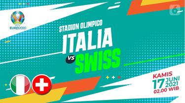 Prediksi Italia VS Swiss