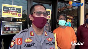Aksi penjambret pada Rabu malam yang tertangkap warga usai merampas telepon genggam seorang wanita warga Desa Gemekan, Kecamatan Sooko, Mojokerto. Beruntung polisi segera datang ke lokasi, sebelum warga melampiaskan kekesalannya kepada pelaku.