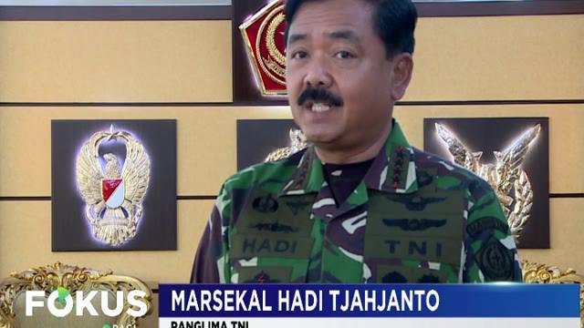 Dukungan dari TNI tidak hanya dari upaya pengamanan tetapi juga bergabungnya TNI dalam laga piala presiden.
