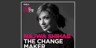 Lady Boss: Najwa Shihab Bicara Soal Perempuan dan Perubahan