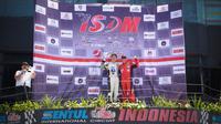 ISSOM 2019 Baru 6 Seri, Rio Bramantio dan Rian Risky Sudah Jadi Juara (ist)