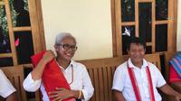 Calon Wakil Gubernur NTT Emilia Julia Nomleni atau Mama Emi (Liputan6.com/Ola Keda)