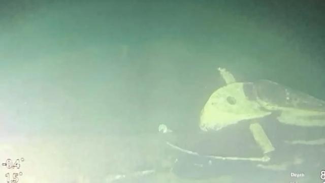 6 Penampakan Terkini Kapal Selam KRI Nanggala 402, Ditemukan di Kedalaman 838 Meter