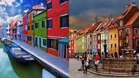Bangunan di Dunia dengan Perpaduan Warna yang Unik. (Sumber: Brain Berries)