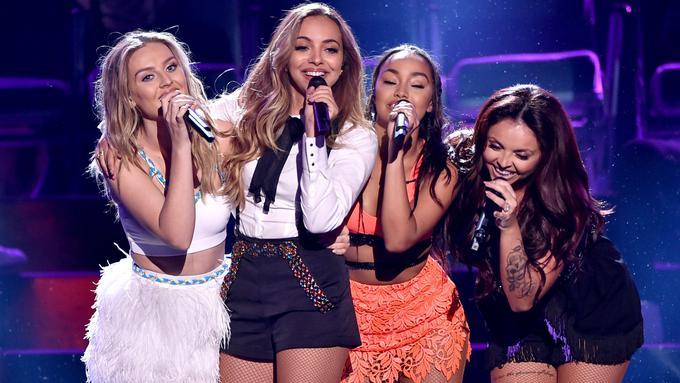 Lirik Lagu Little Mix 'Love Me Like You' - News