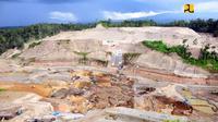 Kementerian PUPR tengah menyelesaikan pembangunan dua bendungan di Sulawesi Utara, yakni Bendungan Kuwil Kawangkoan di Kabupaten Minahasa Utara dan Bendungan Lolak di Kabupaten Bolaang Mongondow. (Dok Kementerian PUPR)