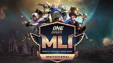 "ONE eSports menggelar kompetisi bertajuk ""ONE Esports Mobile Legend: Bang Bang"""