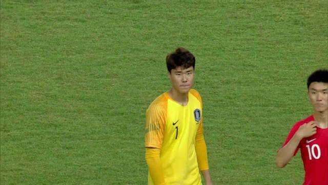 Saksikan Full Highlight pertandingan Sepak Bola Putra ASIAN Games 2018 babak penyisihan antara Malaysia Vs Korea Selatan di Vidio.com pada tanggal 17 Agustus 2018