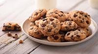 cookies coklat/copyright by Martin Gardeazabal (Shutterstock)