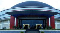 Balikpapan Sport & Convention Center atau Gedung Dome (Foto: dome.balikpapan.go.id)