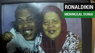 Berita video penyebab meninggalnya Ronaldikin, suporter yang wajahnya mirip bintang sepak bola dunia, Ronaldinho, menurut sang adik.
