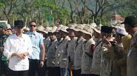 Jokowi di Lombok (Dok. Biro Setptres)