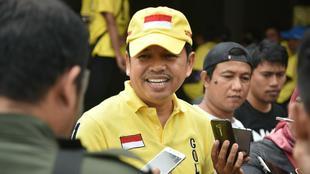 Ketua DPD Golkar Jabar Dedi Mulyadi (Liputan6.com/Abramena)