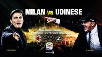 Prediksi Milan vs Udinese (Liputan6.com/Trie yas)