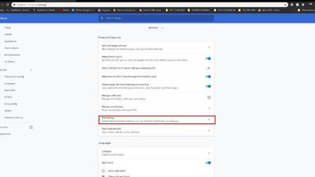 Cara Nonaktifkan Notifikasi Nakal Pada Chrome. Liputan6.com/Keenan Pasha