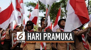 Tanggal 14 Agustus diperingati sebagai hari jadi Pramuka. Tahun ini adalah hari jadi ke-58 gerakan Pramuka di Indonesia. Keyword Hari Pramuka pun menjadi trending di media sosial.