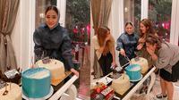 Momen Perayaan Ulang Tahun Nikita Willy. (Sumber: Instagram.com/nikitawillyofficial94)